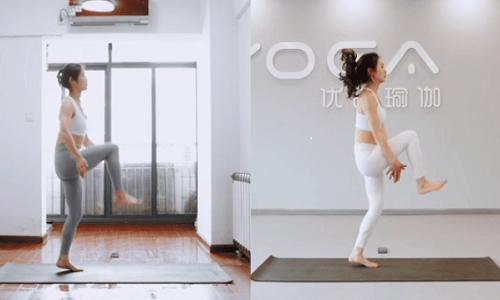 十五天高效瑜伽动作全身塑形计划