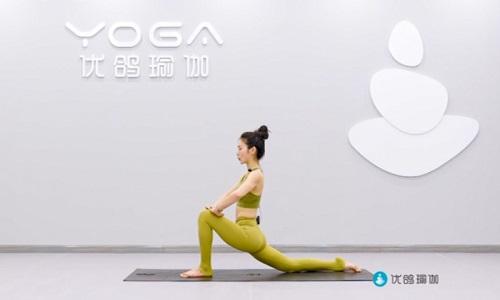 瑜伽拉伸动作视频